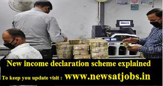 New-income-declaration-scheme