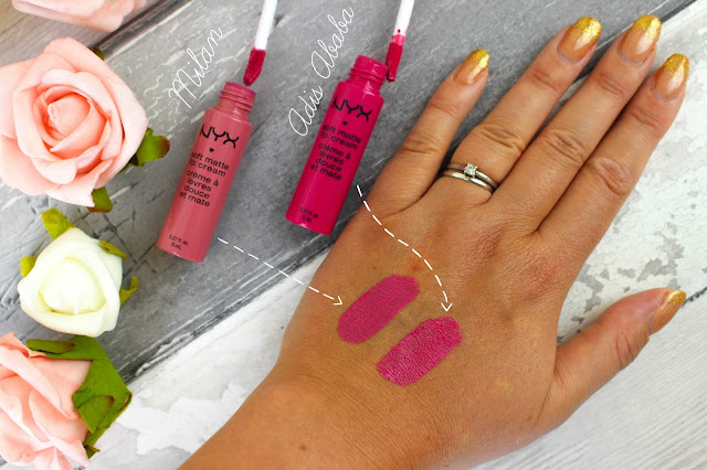 NYX Soft Matte Lip Cream Review