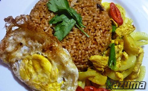 Gambar Tempat Wisata Kuliner Makana Nasi Goreng Beringharjo