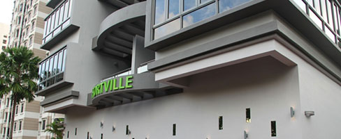 Fortville Serviced Apartments Singapore