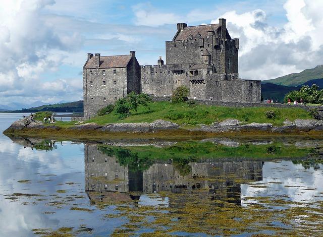 Eilean Donan Castle / Schottland