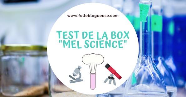 test, activité, enfant, activité créative, expérience, science, chimie, box, boxe, box enfant, coffret science, folle blogueuse