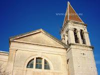 Župna crkva sv. Juraj, Bobovišća, otok Brač slike