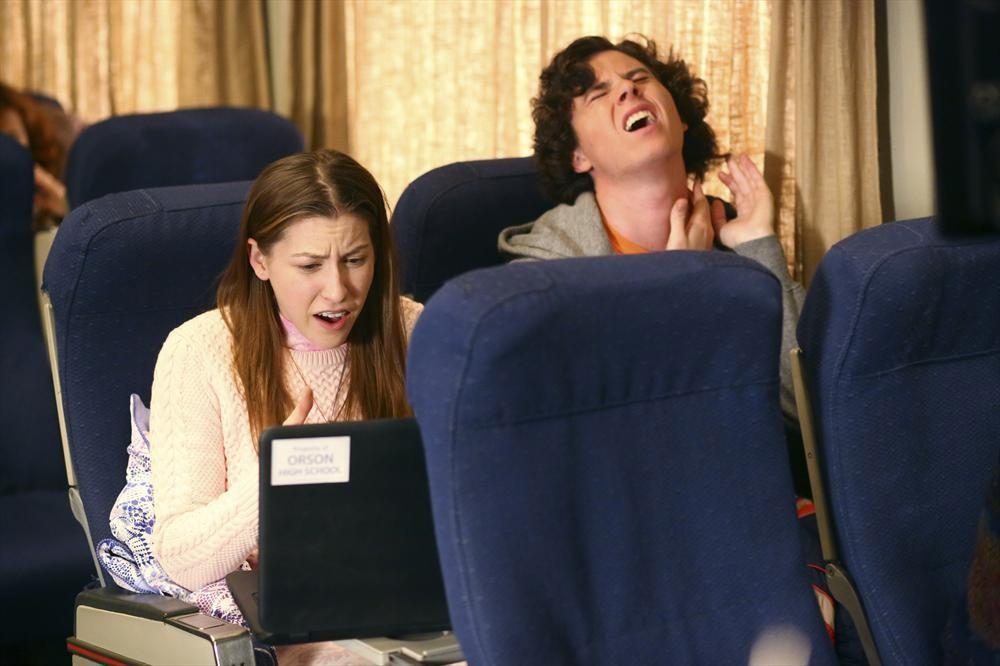 The Middle - Season 6 Episode 12: Hecks On A Train