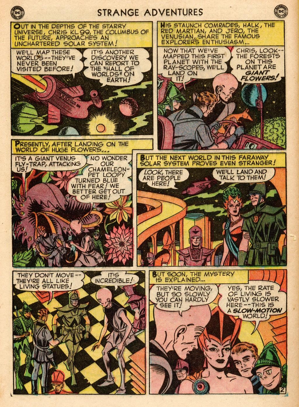 Strange Adventures (1950) issue 2 - Page 40