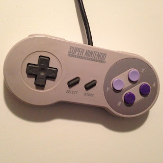 SNES Video Game Controller Design