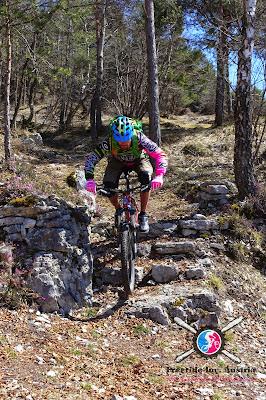 Bikebergsteigen Monte Zugna
