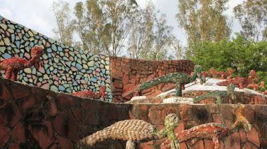 Rock Garden en Chandigarh. 5 décadas reutilizando
