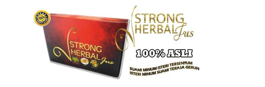 V-Strong Herbal Jus