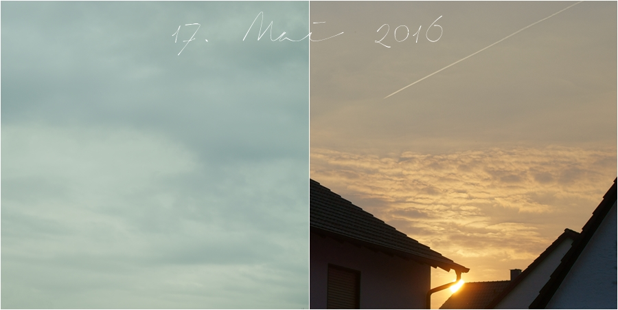 Blog + Fotografie by it's me! | fim.works | Himmel am 17. Mai 2016