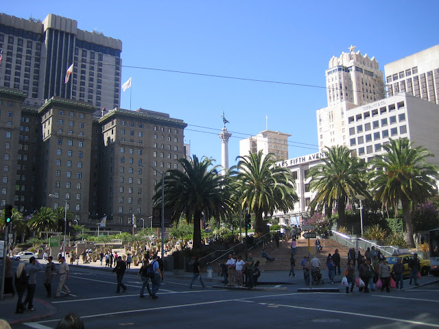 San Francisco - Union Square Park