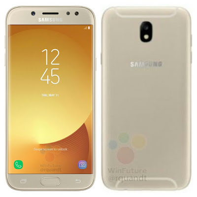 Samsung Galaxy J5 (2017)  Press Images, Specs, Price leaked