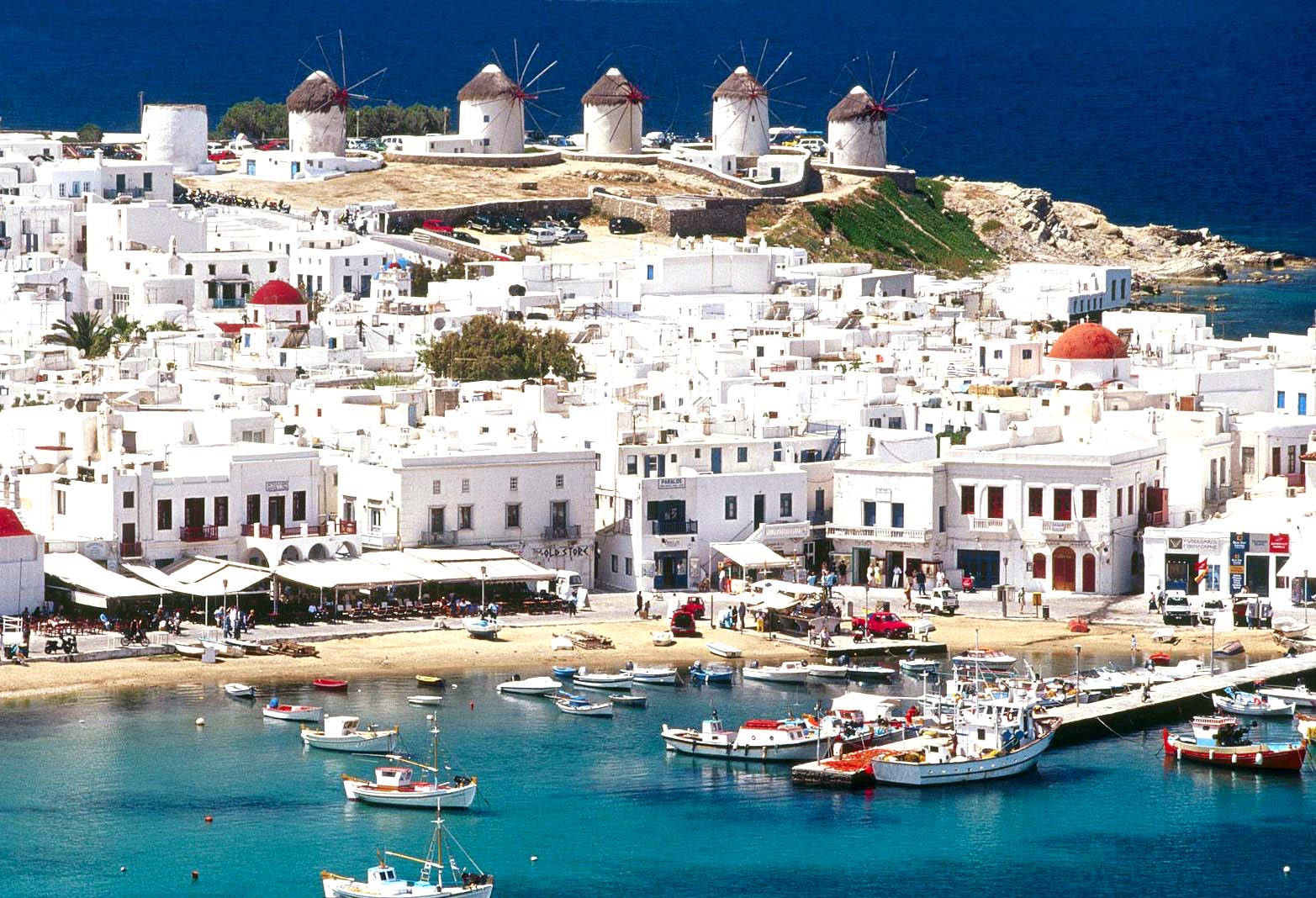 Best Island Beaches For Partying Mykonos St Barts: Greece Travel Tips And Guide