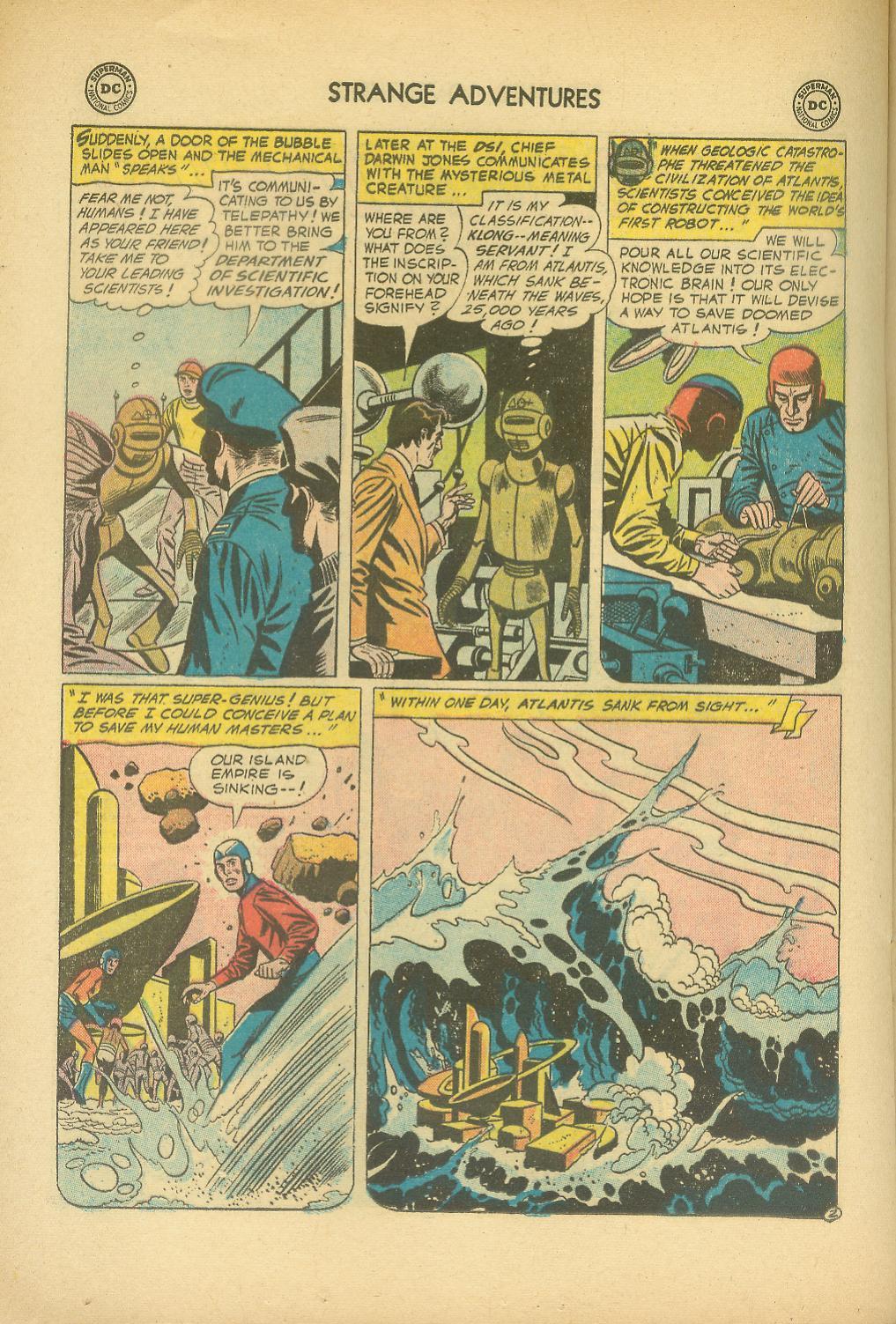 Strange Adventures (1950) issue 76 - Page 20