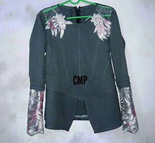 Chawlhni Kawr Design Mawi Tak Tak : Mizo Sunday Fashion Design