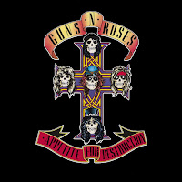 Guns N' Roses - Appetite For Destruction. PunkMetalRap.com