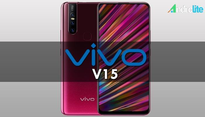 Harga Vivo V15 dan Spesifikasi Lengkap