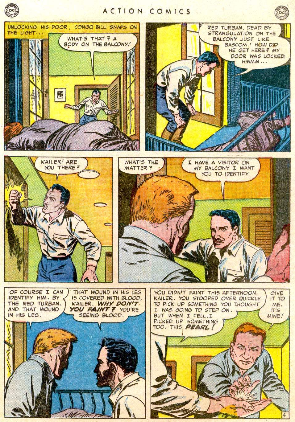 Action Comics (1938) 143 Page 24