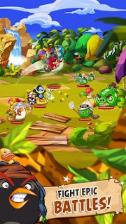 Angry Birds Epic RPG MOD APK Unlimited Money Coins - wasildragon.web.id