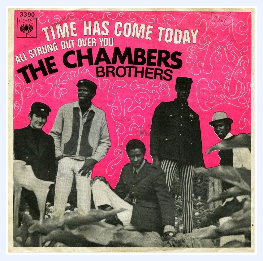 The Chambers Brothers - Now!