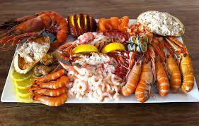 fruits de mer stimulent thyroide