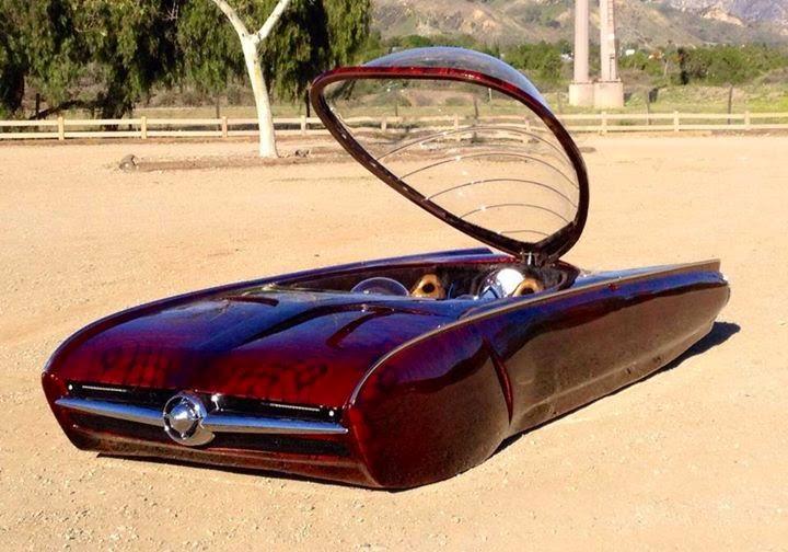 Just A Car Guy Ian Roussel S Thunder Bubble