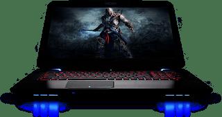 Beberapa Refernsi Pilihan Laptop Gaming Paling Murah