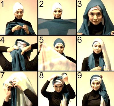 Tutorial Hijab Bersanggul yang Anggun untuk Kebaya dan Wisuda