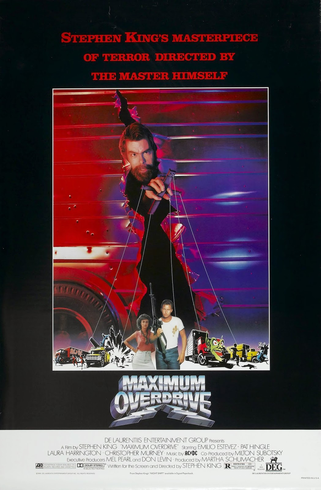 Little Shop of Horrors: Maximum Overdrive (1986, USA)