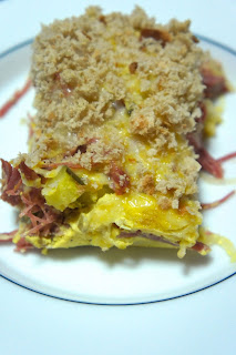 Rueben Casserole: Savory Sweet and Satisfying