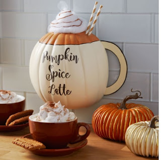 Free Spice Latte Pumpkin Wall Decor Project