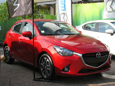 Review Of Mazda 2