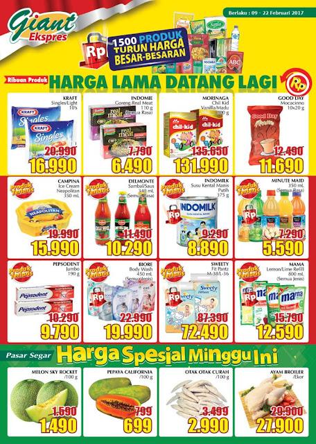 Katalog Promo Nusantara Alfamart Jsm 20 22 Januari 2017 Katalog