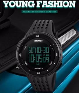 Jam tangan skmei,skmei original