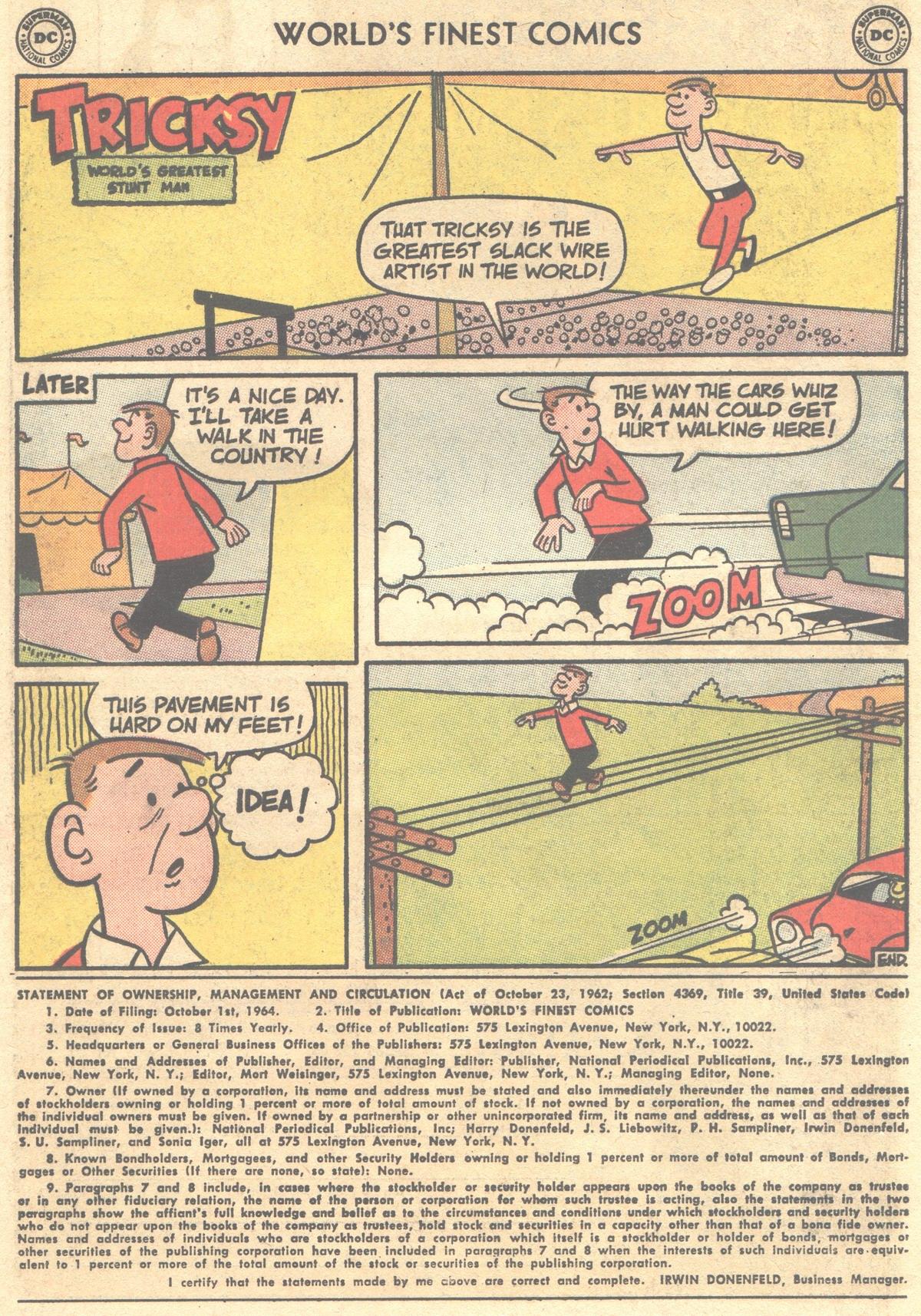 Read online World's Finest Comics comic -  Issue #148 - 34