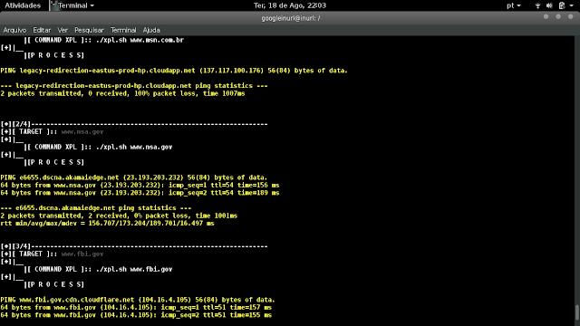 Agora vamos executar via AutoXPL: DOWNLOAD: https://github.com/googleinurl/AutoXPL  MENU:     -t                : SET TARGET.    -f                : SET FILE TARGETS.    --range           : SET RANGE IP.    --range-rand      : SET NUMBE IP RANDOM.    --xpl             : SET COMMAND XPL.    Execute:    php autoxpl.php -t target   -xpl './xpl _TARGET_'    php autoxpl.php -f targets.txt  -xpl './xpl _TARGET_'    php autoxpl.php --range '200.1.10.1,200.1.10.255' -xpl './xpl _TARGET_'    php autoxpl.php --range-rand 20 -xpl './xpl _TARGET_'   Exemplo de script AutoXPL para  varios: php autoxpl.php -f targets.txt --xpl './xpl.sh _TARGET_'