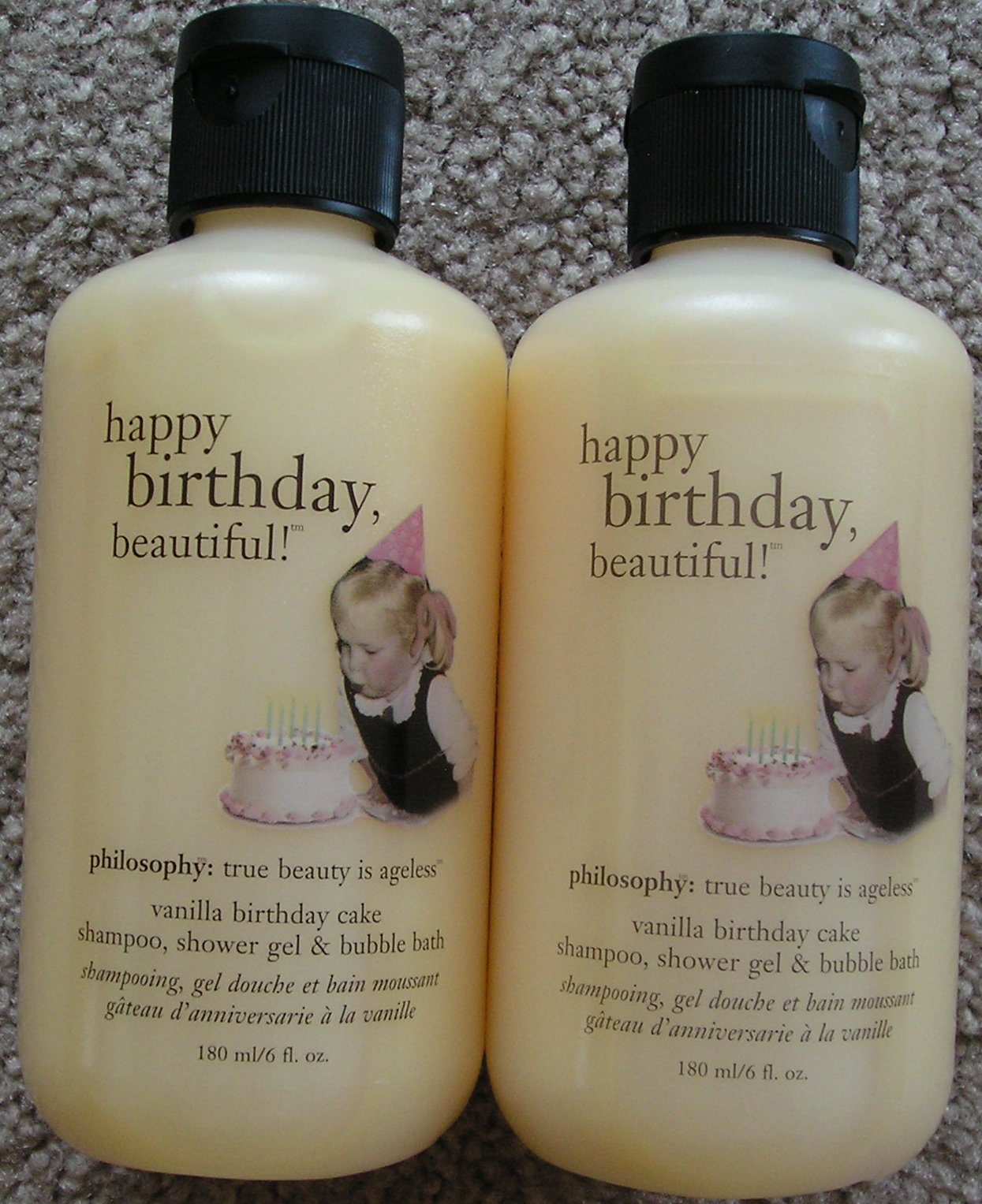 Philosophy Happy Birthday Beautiful Review