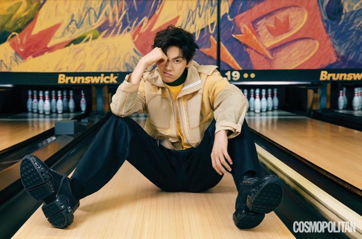 [Magazine] 2019.09.18 Lee Jin Hyuk @ COSMOPOLITAN Korea