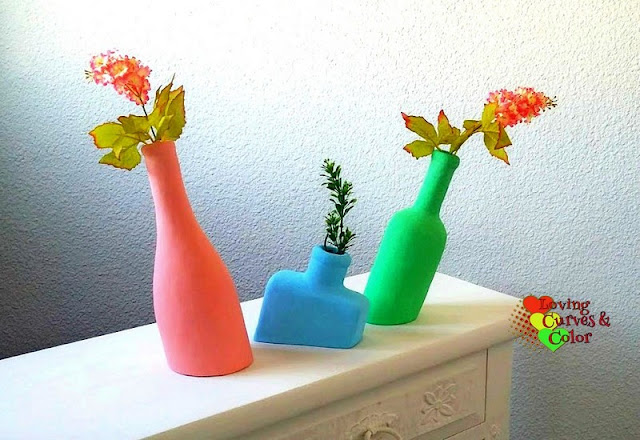 decorating-with-bottles