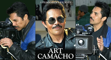 Art Camacho: A Filmmaker's Journey