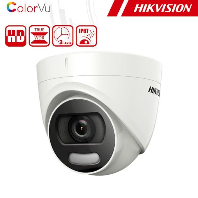 Camera TVI Hikvision DS-2CE72DFT-F