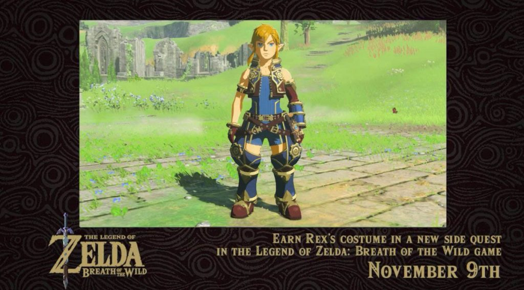 Zelda Breath of the Wild will receive a free DLC of Xenoblade Chronicles 2 [VIDEO]