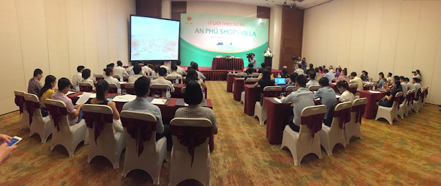 Ra mắt dự án An Phú Shop Villa Dương Nội