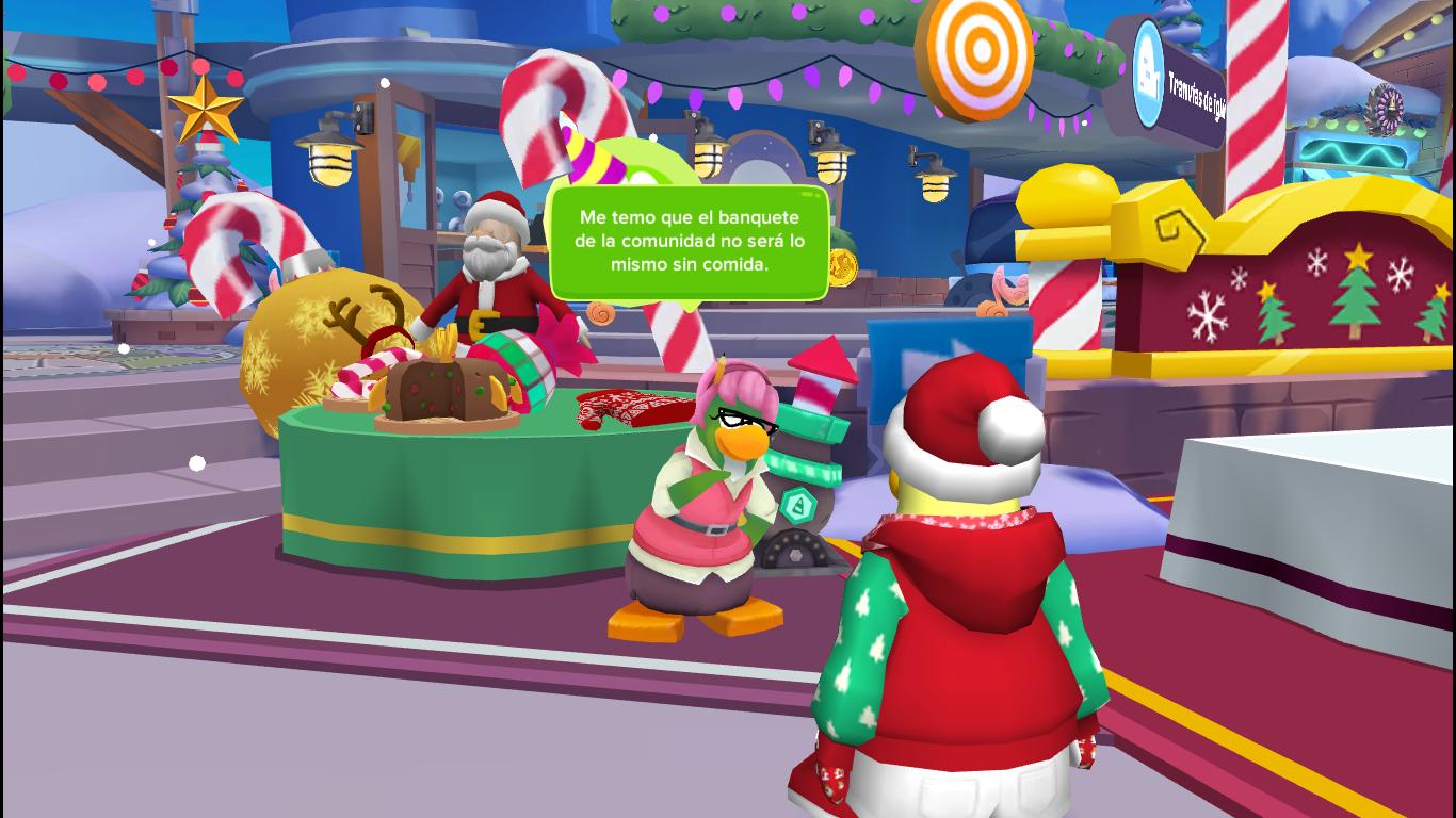 A jugar a Crate y Cía! - Nuevo desafío - Trucos de Club Penguin island
