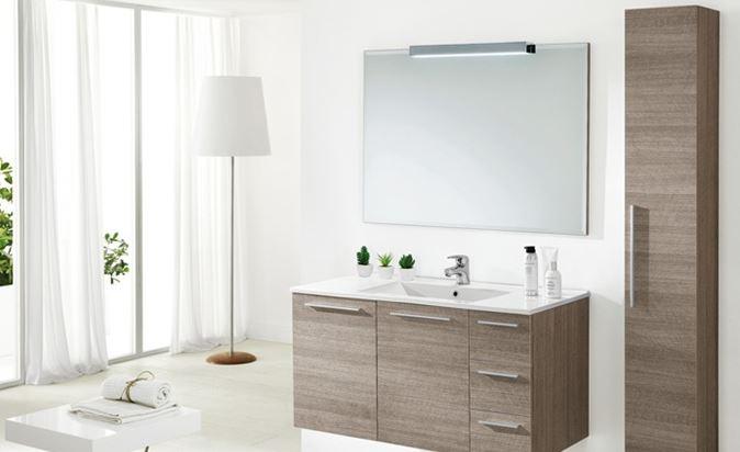 Arredo a modo mio l 39 arredo bagno di mondo convenienza - Mobiletti per bagno ikea ...