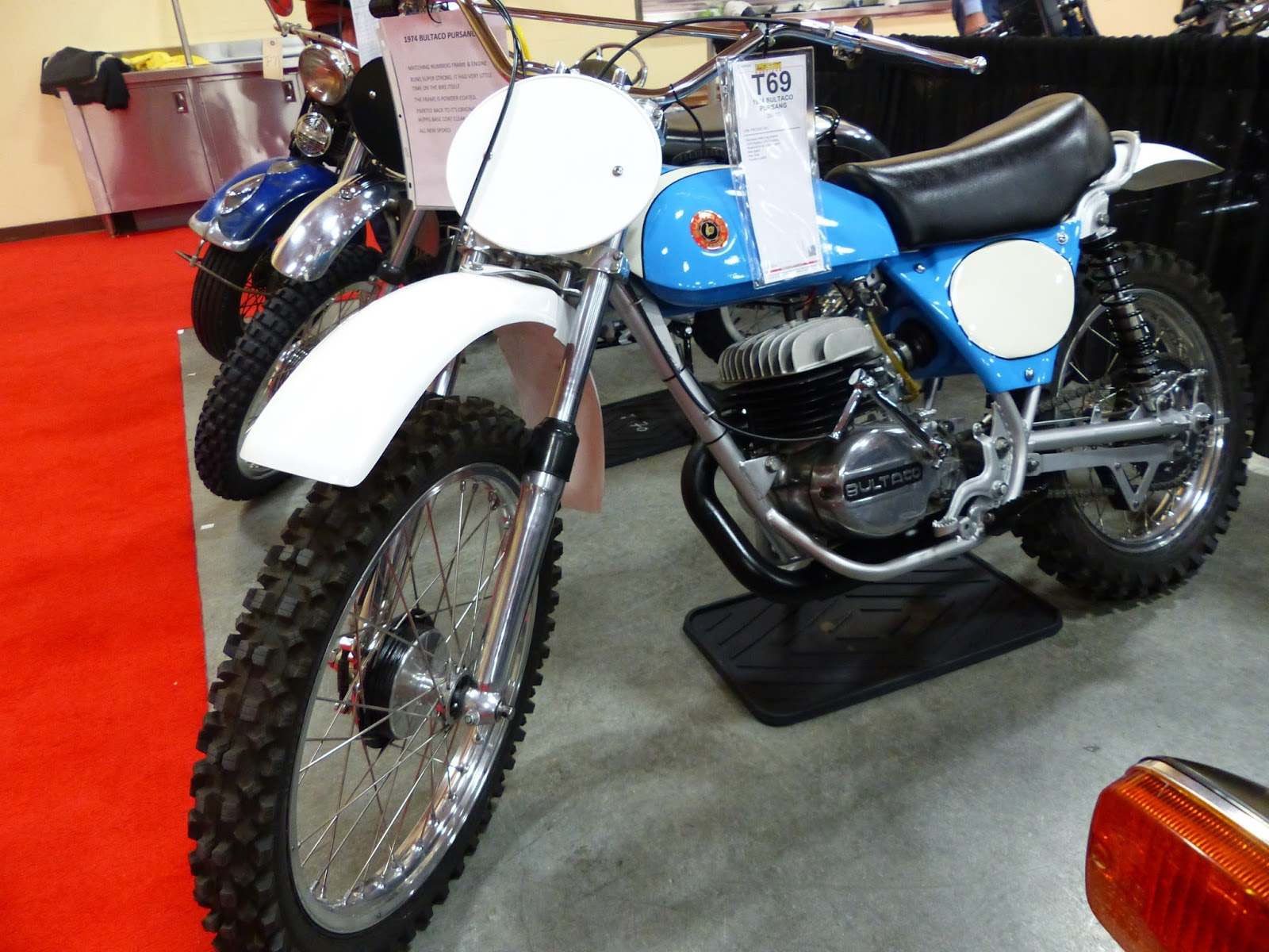 List of Synonyms and Antonyms of the Word Pursang Motorcycle