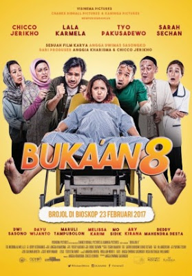 Download Bukaan 8 (2017) Full Movie