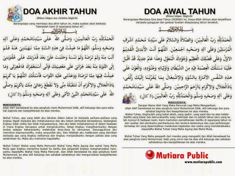 makna tahun baru dalam islam