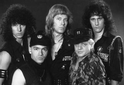 Heavy Rock Bootlegs Accept 1996 02 17 Alrosa Villa