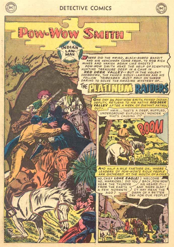 Read online Detective Comics (1937) comic -  Issue #191 - 34